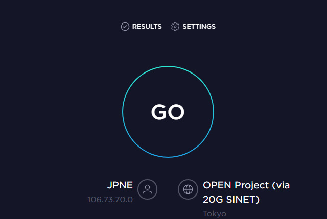 SPEEDTEST(Speedtest by Ookla)